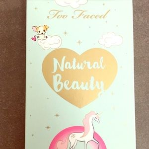 Too Faced Natural Eye Palette.